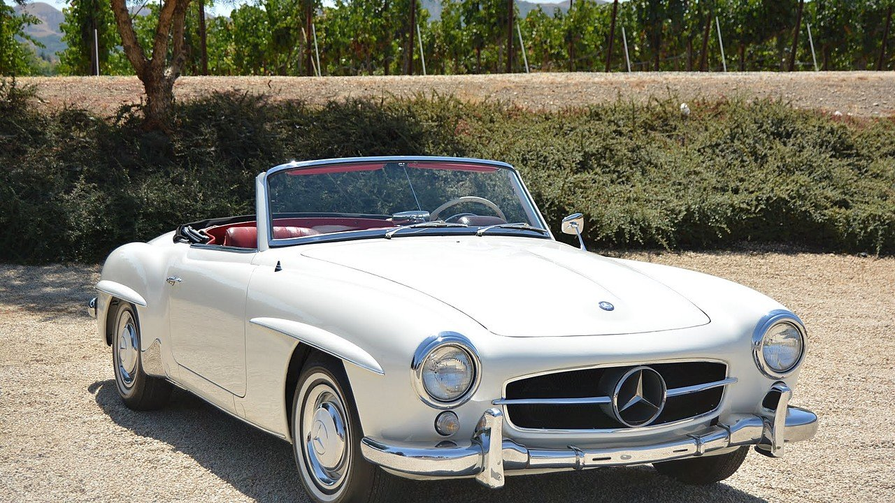 1963 Mercedes-Benz 190SL for sale 100993482