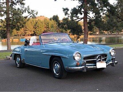 1963 Mercedes-Benz 190SL for sale 101021603