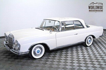 1963 Mercedes-Benz 220SE for sale 100750693