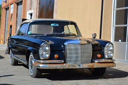 1963 Mercedes-Benz 220SE for sale 100770079