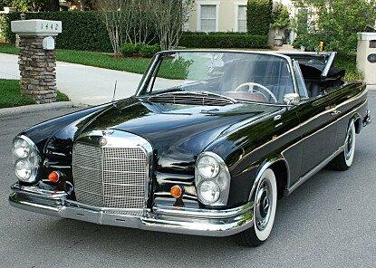 1963 Mercedes-Benz 220SE for sale 100861892