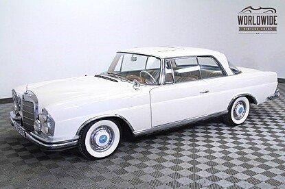 1963 Mercedes-Benz 220SE for sale 100863213