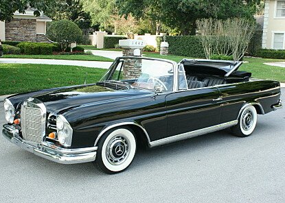 1963 Mercedes-Benz 220SE for sale 100887526