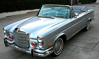 1963 Mercedes-Benz 220SE for sale 100904133