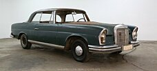 1963 Mercedes-Benz 220SE for sale 100986300