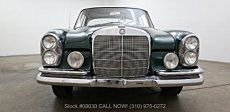 1963 Mercedes-Benz 220SEB for sale 100855753