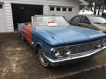 1963 Mercury Comet for sale 100838192