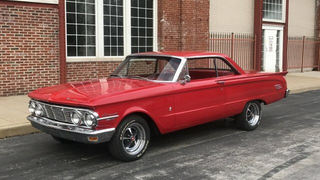 1963 Mercury Comet for sale near Dallas, Texas 75207 - Classics on ...