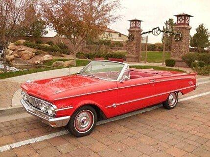 1963 Mercury Comet for sale 100826799