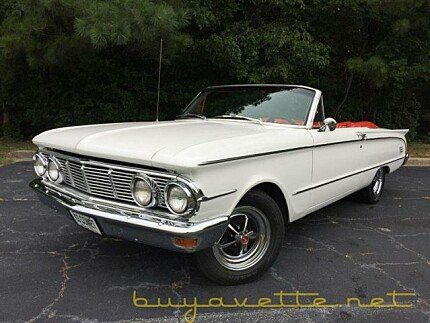 1963 Mercury Comet for sale 101011587