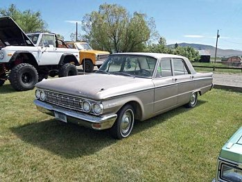 1963 Mercury Meteor for sale 100909626