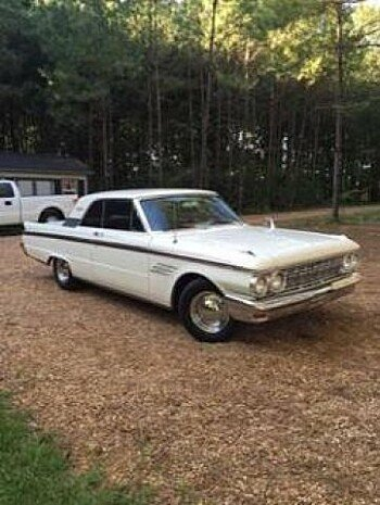 1963 Mercury Meteor for sale 101043788