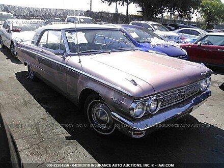 1963 Mercury Meteor for sale 101016200