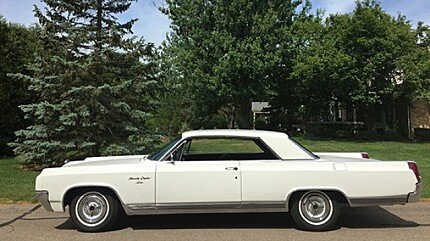 1963 Oldsmobile Ninety-Eight for sale 100886502