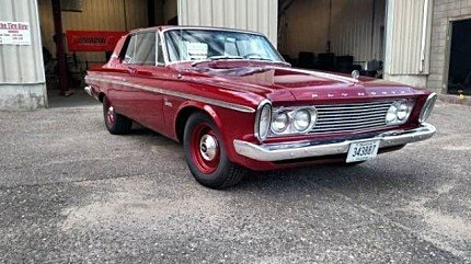 1963 Plymouth Belvedere for sale 100826976