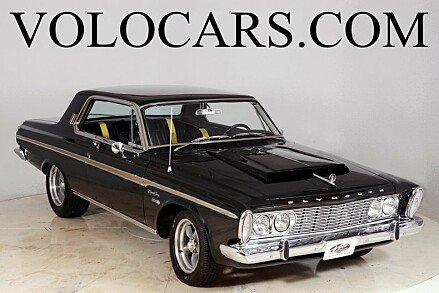 1963 Plymouth Fury for sale 100776121