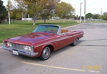 1963 Plymouth Fury for sale 100791770