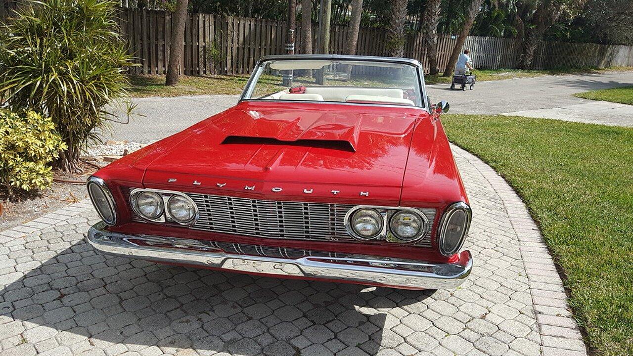 1963 Plymouth Fury for sale near Ann Arbor, Michigan 48105 ...