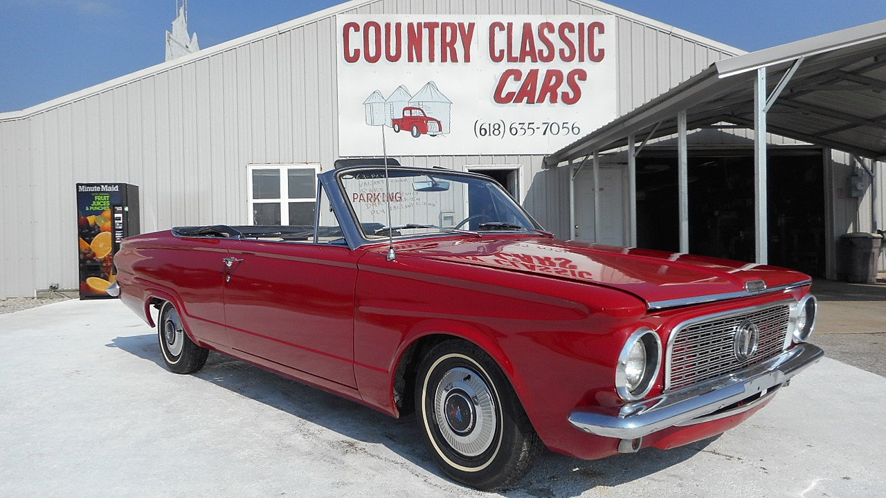 1963 Plymouth Valiant for sale 100748958