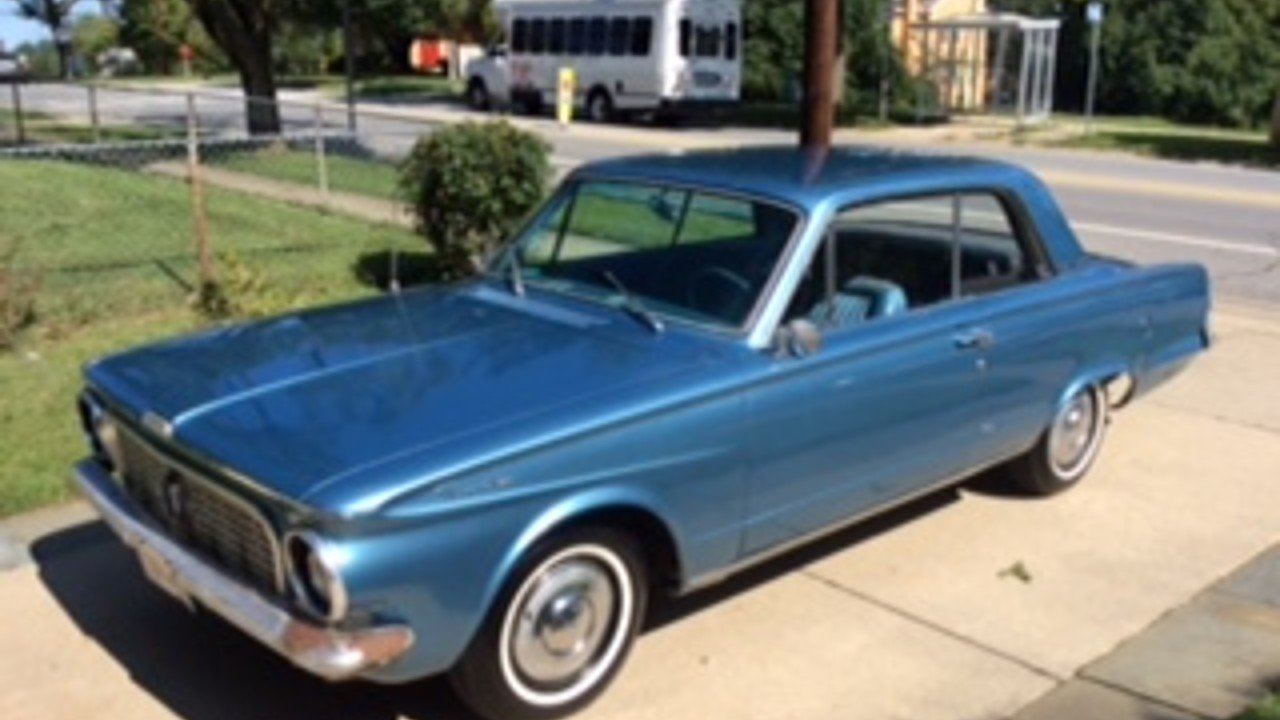 1963 Plymouth Valiant for sale 100905412