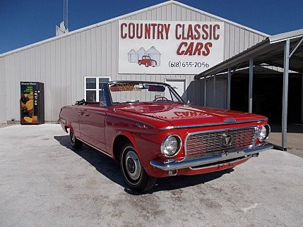 1963 Plymouth Valiant for sale 100855344