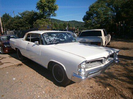 1963 Pontiac Bonneville for sale 100290351