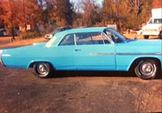 1963 Pontiac Bonneville for sale 100792158
