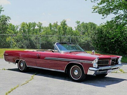 1963 Pontiac Bonneville for sale 100959048