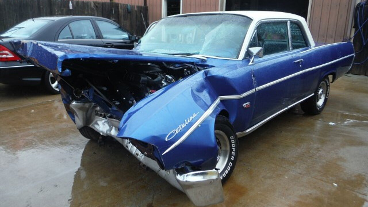 1963 Pontiac Catalina for sale near Bedford, Virginia 24174 ...