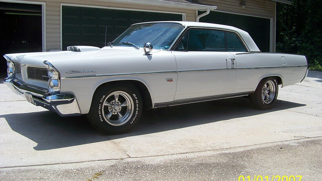 1963 Pontiac Catalina Coupe for sale 101033874