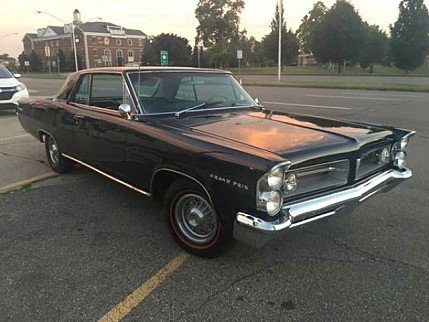 1963 Pontiac Grand Prix for sale 100843307
