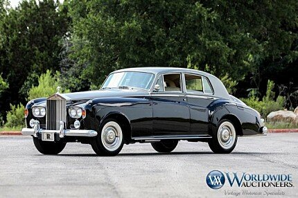 1963 Rolls-Royce Silver Cloud for sale 100889864