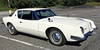 1963 Studebaker Avanti for sale 101029074