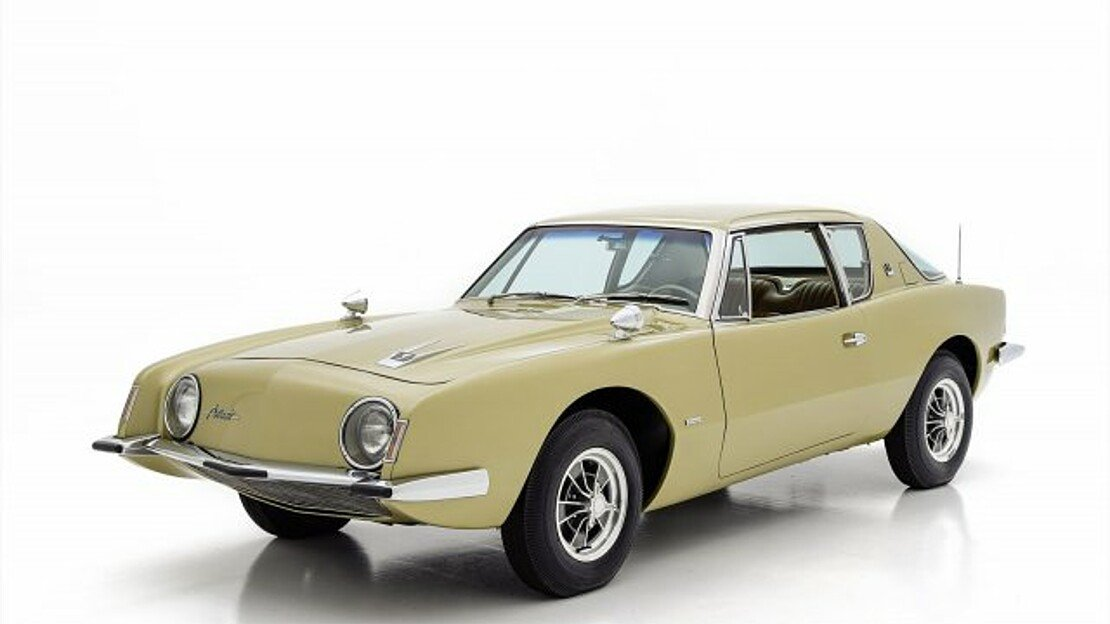 1963 Studebaker Avanti for sale 101033796