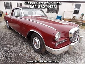 1963 Studebaker Gran Turismo Hawk for sale 101017306