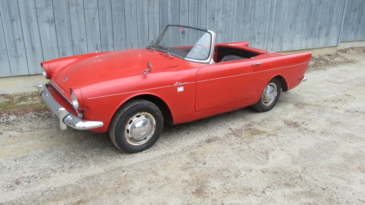 1963 Sunbeam Alpine for sale 100983032