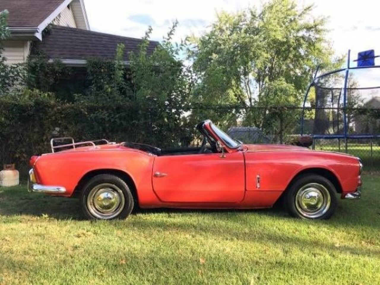 Classic Triumph Other 1963 For Sale: 1963 Triumph Spitfire For Sale Near Cadillac, Michigan