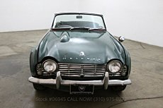1963 Triumph TR4 for sale 100762734