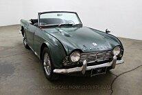 1963 Triumph TR4 for sale 100762734