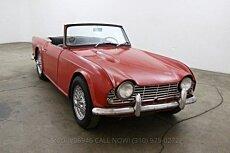 1963 Triumph TR4 for sale 100765166