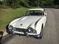1963 Triumph TR4 for sale 100805570