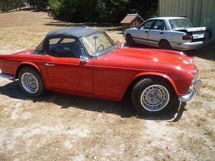 1963 Triumph TR4 for sale 100811594