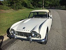 1963 Triumph TR4 for sale 100826060