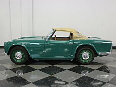 1963 Triumph TR4 for sale 100836752