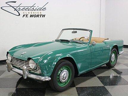 1963 Triumph TR4 for sale 100836752