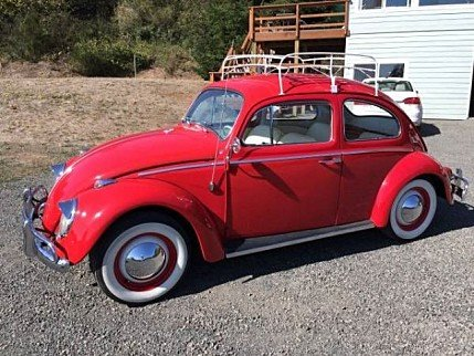 1963 Volkswagen Beetle for sale 100837500