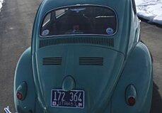 1963 Volkswagen Beetle for sale 100967853