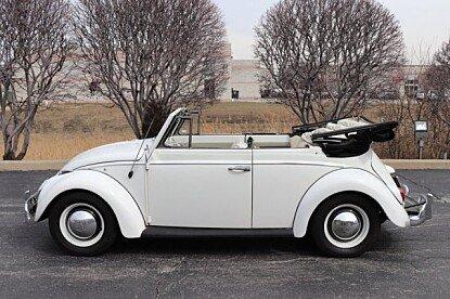 1963 Volkswagen Beetle for sale 100972769