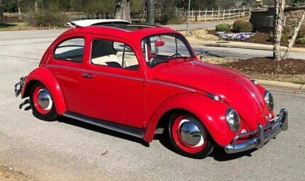 1963 Volkswagen Beetle for sale 100976158