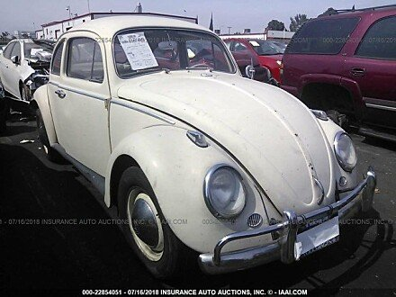 1963 Volkswagen Beetle for sale 101016279